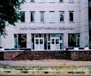 Больница офтальмологическая областная клиническая